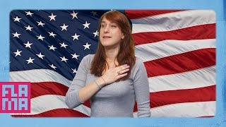 Download 9 Weird Things That ONLY Happen In America - Joanna Rants Video