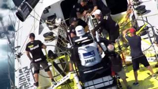 Download Team Brunel in RTLZ 'Volvo Ocean Race Update' Video