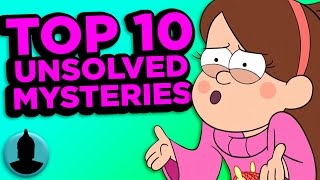 Download Top 10 Gravity Falls Mysteries That May Never Be Solved (Tooned Up S2 E9) Video
