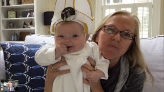 Download Pope Francis Tells Mom of Baby Pope: You Have a Great Sense of Humor Video