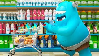Download Spookiz | Shopping Spree | 스푸키즈 | Funny Cartoon | Kids Cartoons | Videos for Kids Video