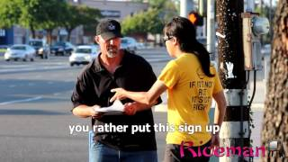 Download Homeless Man Does Amazing Act (This Will Make You Cry!) Video