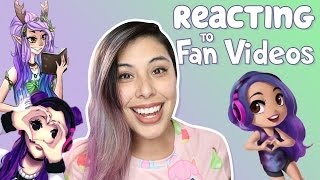 Download REACTING TO FAN MADE VIDEOS!! Video