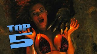 Download TOP 5 - Monster Romances in movies Video