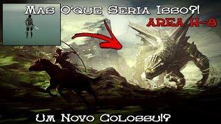 Download SHADOW OF THE COLOSSUS PS4 - ÁREA H8 - NOVOS COLOSSUS E NOVAS ARENAS!? MISTÉRIO! Video