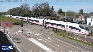 Download Railcam Mierlo - Hout Video