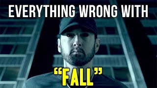 Download Everything Wrong With Eminem - ″Fall″ Video