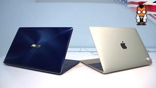 Download ASUS Zenbook 3 vs Apple Macbook - Detailed Comparison Video