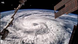 Download Spectacular images of Hurricane Florence Video