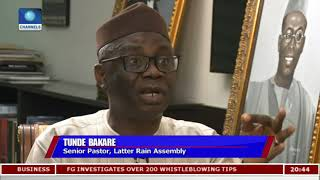 Download This Is Not The Govt We All Hoped For - Tunde Bakare  Politics Today  Video