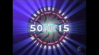 Download Quiere Ser Millonario? 50 por 15 (WWTBAM Spain) (2001) Video
