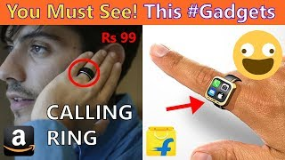 Download #5 New Technology Gadgets Available On Amazon India | Hi Tech Feature Gadgets | Latest Technology Video