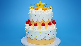 Download PRINCESS PEACH CAKE - SUPER MARIO - NERDY NUMMIES Video