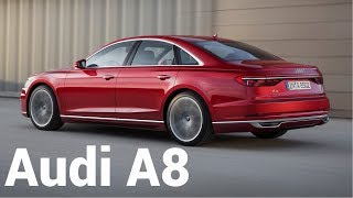 Download NEW 2018 Audi A8 Quattro - Future of the Luxury Class Video