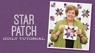 Download Make a ″Star Patch″ Quilt with Jenny! Video