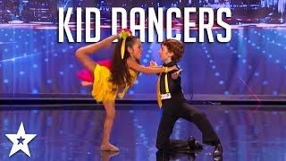 Download Top KID DANCERS From Across The World! | Got Talent Global Video