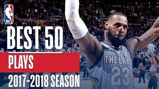 Download Best 50 Plays of the 2018 NBA Regular Season Video