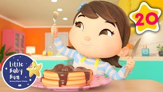 Download Magical Pancakes Song! | Little Baby Bum | Baby Videos | Fairy Tales and Stories | Moonbug TV Video