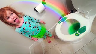 Download Adley caught a Leprechaun!! St Patrick's Day Morning Routine and GOLD TRAP 🌈 Video