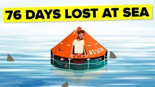 Download Insane Way A Man Survived 76 Days Lost At Sea & Other Incredible Survival True Stories Video