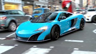Download Supercars in London March 2018 Part 1 Video
