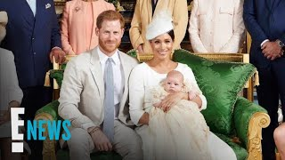 Download Archie's Special Day! Inside the Royal Baby's Christening | E! News Video