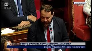 Download Bonisoli: Question time del 13/09/2018 Video
