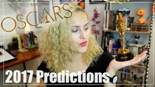 Download My 2017 Oscars Predictions Video