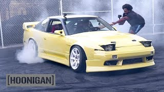 Download Adam LZ Nissan S13 Man-Line // DT265 Video