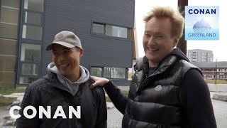 Download Conan Arrives In Nuuk - CONAN on TBS Video