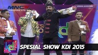 Download Aksi Master Limbad Merobek Buku Telepon - Spesial Show KDI (12/5) Video