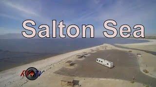 Download Salton Sea South Shore... Varner Harbor....California... RVerTV Video