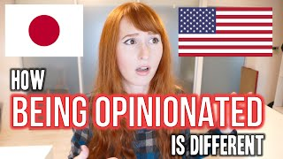 Download Being OPINIONATED! | Japanese vs American culture Video