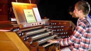 Download Arrival of the Queen of Sheba - G.F. Händel - Saint Martin-church Dudelange Video