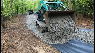Download Installing a new driveway Video