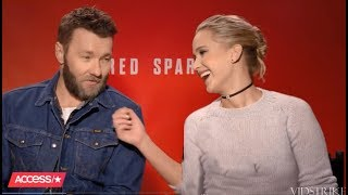 Download Jennifer Lawrence Can't Stop Flirting With Joel Edgerton (Red Sparrow Co-Star) Video