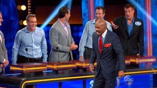Download Rob Gronkowski & family take on Family Feud (full episode) Video