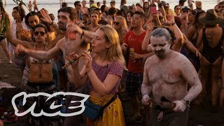 Download The Craziest Hippie Festival in the Jungle Video