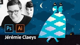 Download Masterclass avec Jérémie Claeys, illustrateur d'idées | Adobe France Video