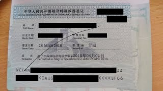 Download Lose you job in China= NO VISA- 2 WEEKS to find another job! Video