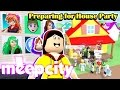 Download MeepCity - Preparing for House Warming Party~!! - DOLLASTIC PLAYS - Roblox Roleplay Tycoon Gameplay Video