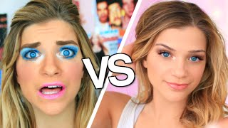 Download High School You VS Child You Makeup Routine! Video