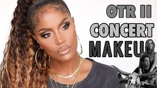 Download GRWM: MY FAVORITE CONCERT MAKEUP EVER - OTR2 Video