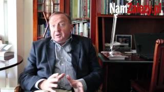 Download ″Nie wiadomo, czy Bóg w ogóle istnieje″ - Stanisław Michalkiewicz - wywiad na temat konserwatyzmu Video