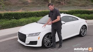 Download 2016 Audi TT Coupe Test Drive Video Review Video