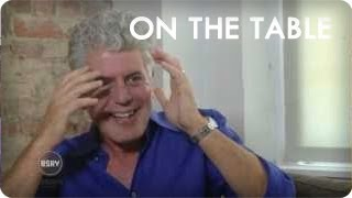 Download Anthony Bourdain on Guy Fieri, women, and booze | On The Table | Reserve Channel Video