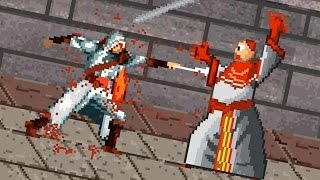 Download 8-bit Assassin's Creed Gameplay (Assassin's Creed Animation) Video