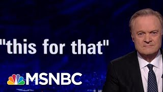 Download Top U.S. Diplomat To Ukraine Ties President Donald Trump To Quid Pro Quo | The Last Word | MSNBC Video