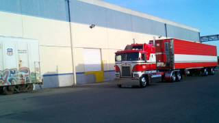 Download BJ and the Bear cabover replica Video