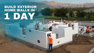 Download ICF Specialist Build a Home in 1 Day Video